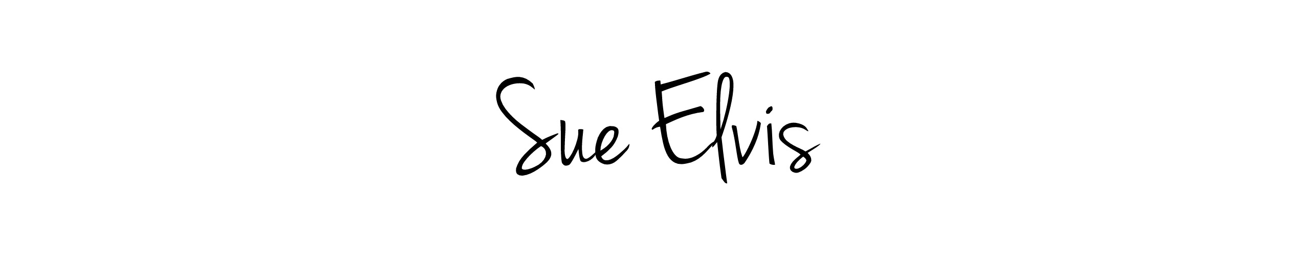 Sue Elvis